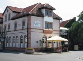 Hotel Brößler, Stockstadt am Main