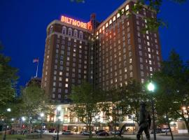 Providence Biltmore Curio Collection by Hilton, Providence