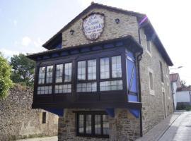 La Casa Encanto, Espinosa de los Monteros