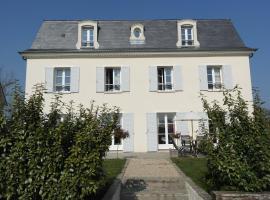 Villa Mansard, Villennes-sur-Seine
