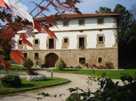 Casona de San Pantaleón de Aras, San Pantaleón de Aras