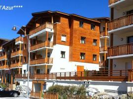 Résidence Le Val d'Azur, Valberg