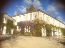 Maison d'Hôtes Casa Branda Bordeaux, Quinsac