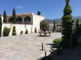 Hosteria Covadonga, Perote