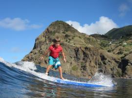 Madeira Surf Camp, Porto da Cruz