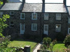 Pen Llyn Quarryman's Cottage, Trevor