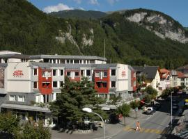 Alpin Sherpa Hotel Bed & Breakfast, Meiringen