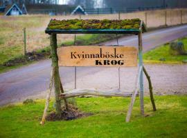 Kvinnaböske Krog & Hotel, Båstad