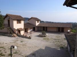 Agriturismo Borgo Antico, Amelia