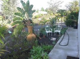 """The Terraces"" a Kahuku Ahupua'a Farm and Retreat, Hawaiian Ocean View"