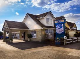 Malones Spa Motel, Rotorua