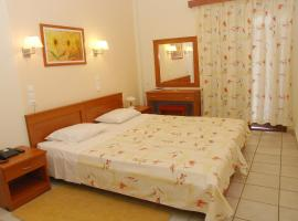 Hotel Kronio, Olympie