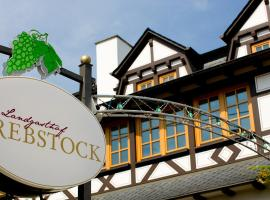 Landgasthof Rebstock, Sankt Goar