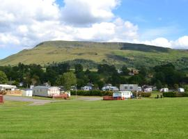 Campsie Glen Holiday Park, Fintry