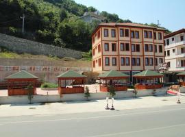 Oz-Ay Hotel, Sürmene