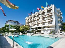 Hotel Il Negresco, Forte dei Marmi