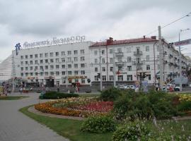 Apartment on Zamkovaya, Vitebsk