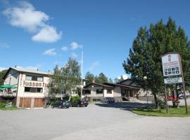 Hotelli Jussan Tupa, Enontekiö