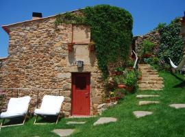 Casa da Cisterna, Castelo Rodrigo