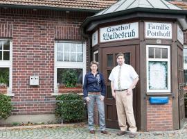 Gasthof Waldesruh, Saerbeck