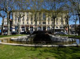 Hôtel du Soleil Le Terminus, Carcassonne
