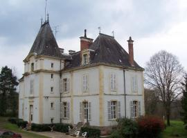 Chateau Champigny, Maillet