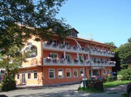 Hotel Gasthof Seefelder Hof, Dysenas prie Amerzė