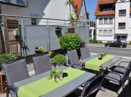 絡溫餐廳酒店, Wendlingen am Neckar