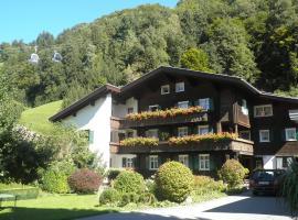 Alpenhaus Waldberg, Schruns
