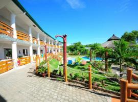 Harmony Hotel, Panglao-stad