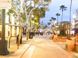 Corporate Suites in Los Angeles Beaches Area, Losandželosa