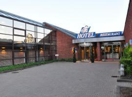 Hotel Frederik d.II, Slagelse