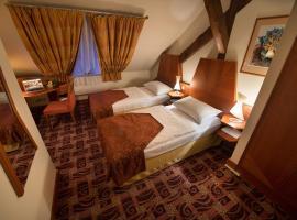Old Town Bed & Breakfast, České Budějovice
