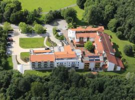 Hotel und Appartementhof Waldeck, Bad Füssing