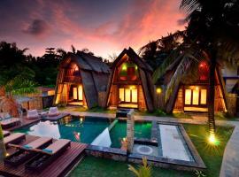 Kies Villas Lombok
