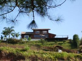 Casa Estrelada, São Bento do Sapucaí