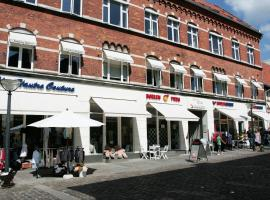 Faaborg Byferie Hotel & Apartments, Faaborg
