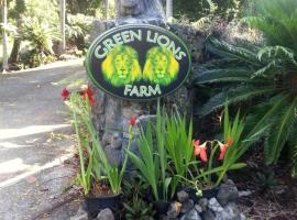 Green Lions Bed & Breakfast, Kailua-Kona
