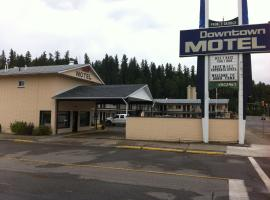 Downtown Motel, Prince George