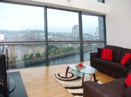 Quay Apartments, Manchester