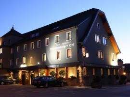 Hotel Württemberger Hof Garni, Rottenburg