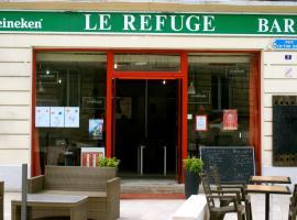Le Refuge, Cormontreuil