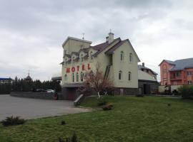 Formula Plus Motel, Luts'k