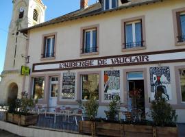 L'Auberge de Vauclair, Bouconville-Vauclair