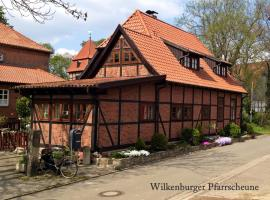 Wilkenburger Pfarrscheune Hannover Hemmingen, Hemmingen