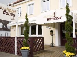 Hotel Donau, Ντόναουβερτ