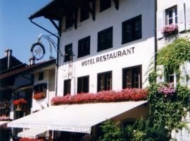 Hotel de Ville, Gruyères