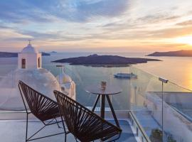 Aroma Suites, Fira
