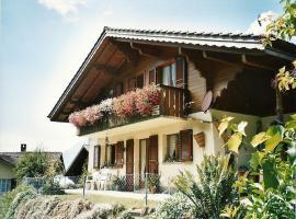 Apartments Chalet Burg, Iseltwald