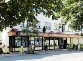Hotel Pfälzer Hof, Zum Schokoladengießer, Rodalben